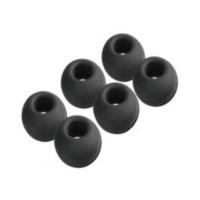 SoundMAGIC sada nástavců Bowl na špunty velikost S (menší)