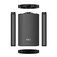 FiiO A3 black (E11K)