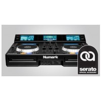 Numark Mixdeck Express Black + Dashboard