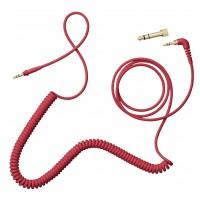 AIAIAI C10 Točený kábel Červený