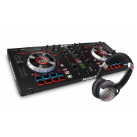 Numark Mixtrack Platinum + Sluchátka Numark HF-125 ZDARMA