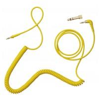 AIAIAI C09 Točený kábel Žltý