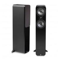 Q Acoustics 3050 Čierna koža