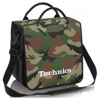 ZOMO Technics BackBag Camouflage/Green