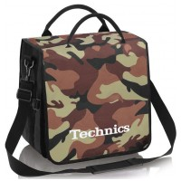 ZOMO Technics BackBag Camouflage/Brown