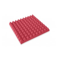 Mega Acoustic PA-PMP-5 50x50x5 Red