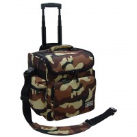 ZOMO DJ-Trolley Camouflage/Brown