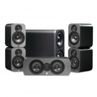 Q Acoustics 3000 5.1 Cinema Pack Grafit