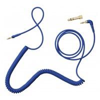 AIAIAI C08 Točený kábel Modrý