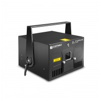 Cameo D FORCE 5000 RGB Professional Pure Diode Show Laser