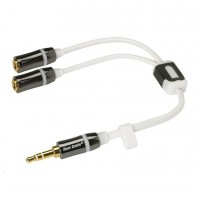 Real Cable iPLUG J35M2F Biela