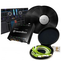 Pioneer DJ Interface 2 + Oyaide DJ set