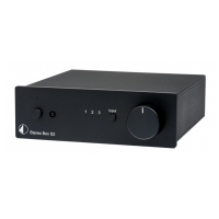ProJect Stereo Box S2 black