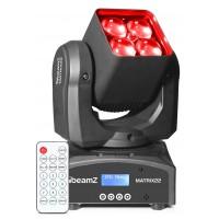BeamZ  LED otočná hlavica