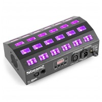 BeamZ LED UV Strobe 24 x 3W