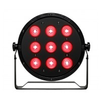 Fractal Lights LED PAR 9 x 10W