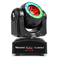 BeamZ Illusion 1 otočná hlavice Beam s LED prstencem, 60W QCL, DMX