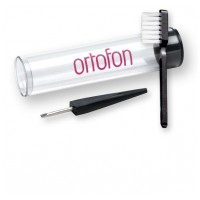 Ortofon Maintenance set 1 stylus brush and 1 screwdriver