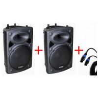 Ibiza sound SLK15-SET
