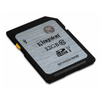 Kingston SDHC karta 32GB Class 10 UHS-I