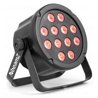 BeamZ LED FlatPAR 12x 3W TCL, RGB, DMX