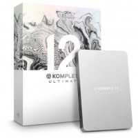 Native Instruments KOMPLETE 12 ULTIMATE Collectors Edition