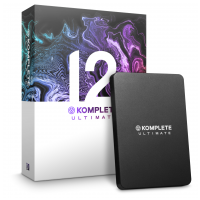 Native Instruments KOMPLETE 12 ULTIMATE UPD