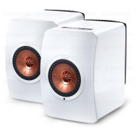 KEF LS50 Wireless White