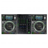 Denon Prime 2x SC5000M + X1800 set