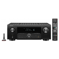 Denon AVR-X4500H Čierna