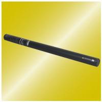 Showtec Handheld confetti cannon pro 80cm Gold Metallic