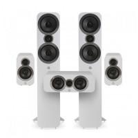 Q Acoustics Q3050i set biely (2x3050i + 2x3010i + 1x3090Ci)