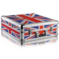 ZOMO Flightcase CDJ-13 XT UK FLAG