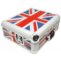 ZOMO Flightcase SL-12 XT | Technics SL-1200 / SL-1210 UK FLAG
