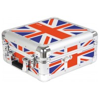 ZOMO CD Case CD-50 XT UK - FLAG