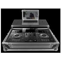 UDG Ultimate Flight Case Pioneer XDJ-RR Silver Plus (Laptop shelf)