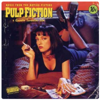 VINYL Pulp Fiction (LP)