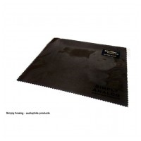 Simply Analog Microfiber Cloth For VINYL RECORDS