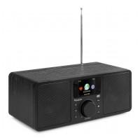 Audizio Rome Wi-Fi internetové stereo DAB+ rádio Černá