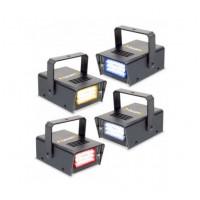 BeamZ Sada 4ks Mini LED Stroboskop RYBW