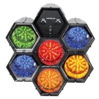 BeamZ LED světelný modul, 6 kanálů