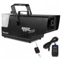 BeamZ Rage 1800 Snow, výrobník sněhu s bezdrátovým ovladačem
