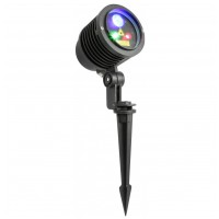 BeamZ Laser IP65 Outdoor Multipoint RG 3W RGB LED IRC