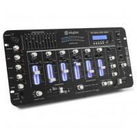 "Skytec STM-3007 6-kanálový mixpult s SD/USB/MP3/LED/Bluetooth 19"""
