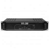 Skytec SPL 300 Amplifier 2x 150W  Černá