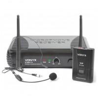 VONYX STWM711H micro VHF 1ch Headset