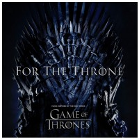 VINYL For The Throne / Music Inspired By HBO Series (LP)