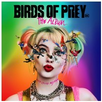 VINYL Birds Of Prey: The Album / Picture Disc (LP)
