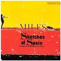 VINYL LP Miles Davis - Sketches of Spain