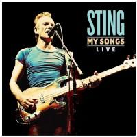 VINYL Sting • My Songs / Live (2LP)